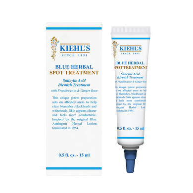 Blue Herbal Spot Treatment