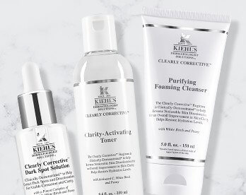 Kiehl's Singapore - Clearly Corrective Collection