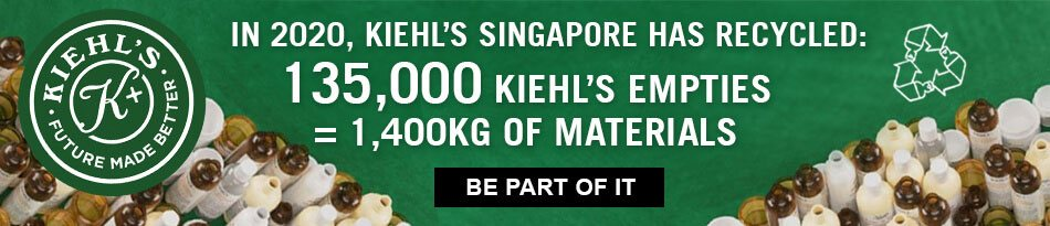Kiehl's Recycle Reward
